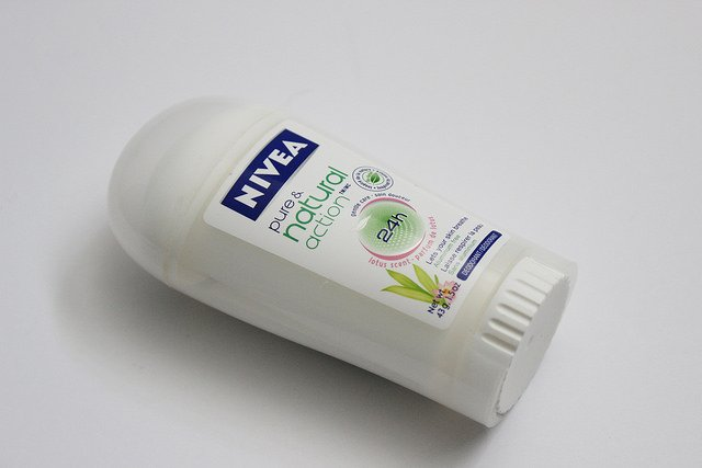 Battle of the Pits | Nivea Pure and Natural Deodorant