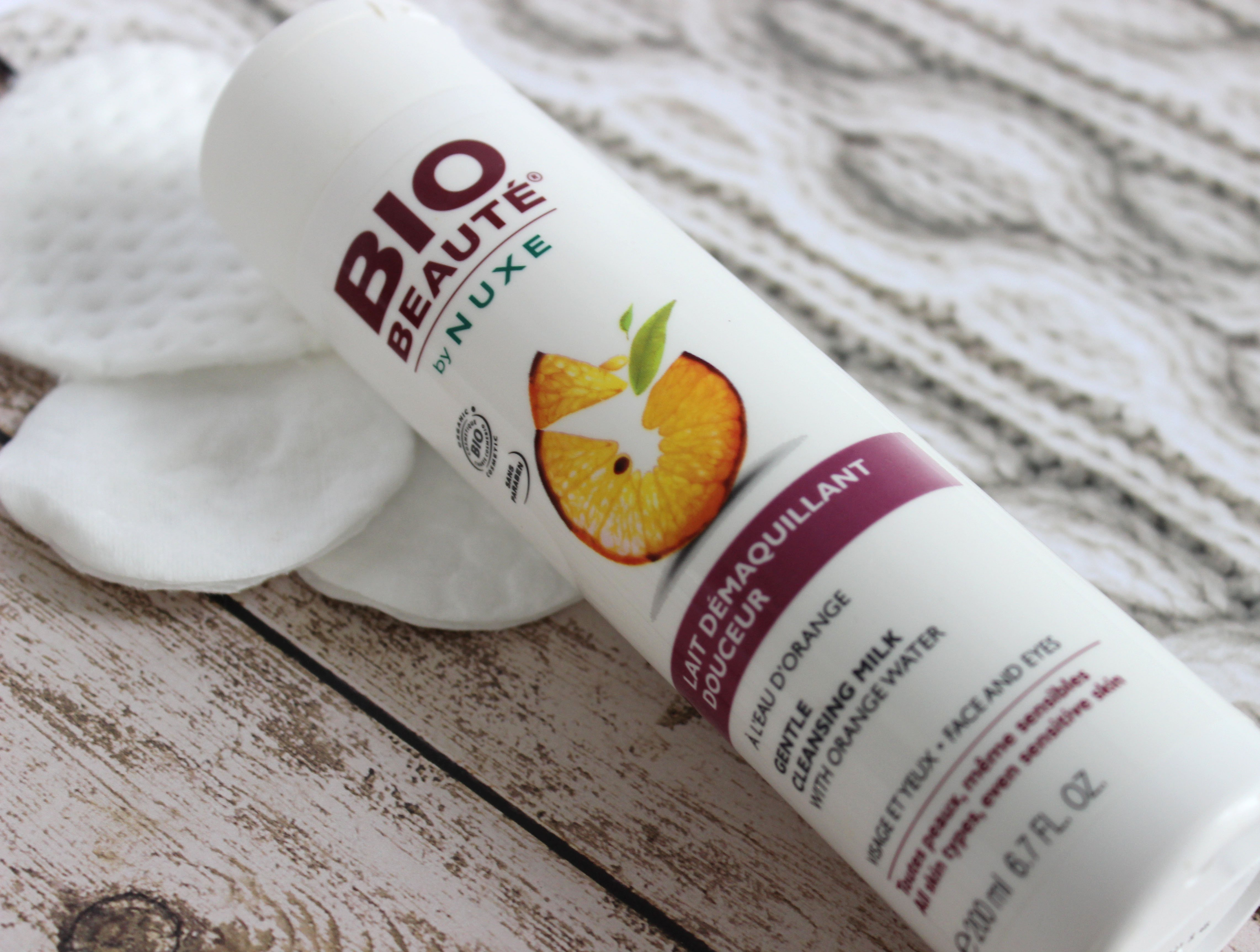 Bio Beaute by Nuxe Gentle Cleansing Milk | Review