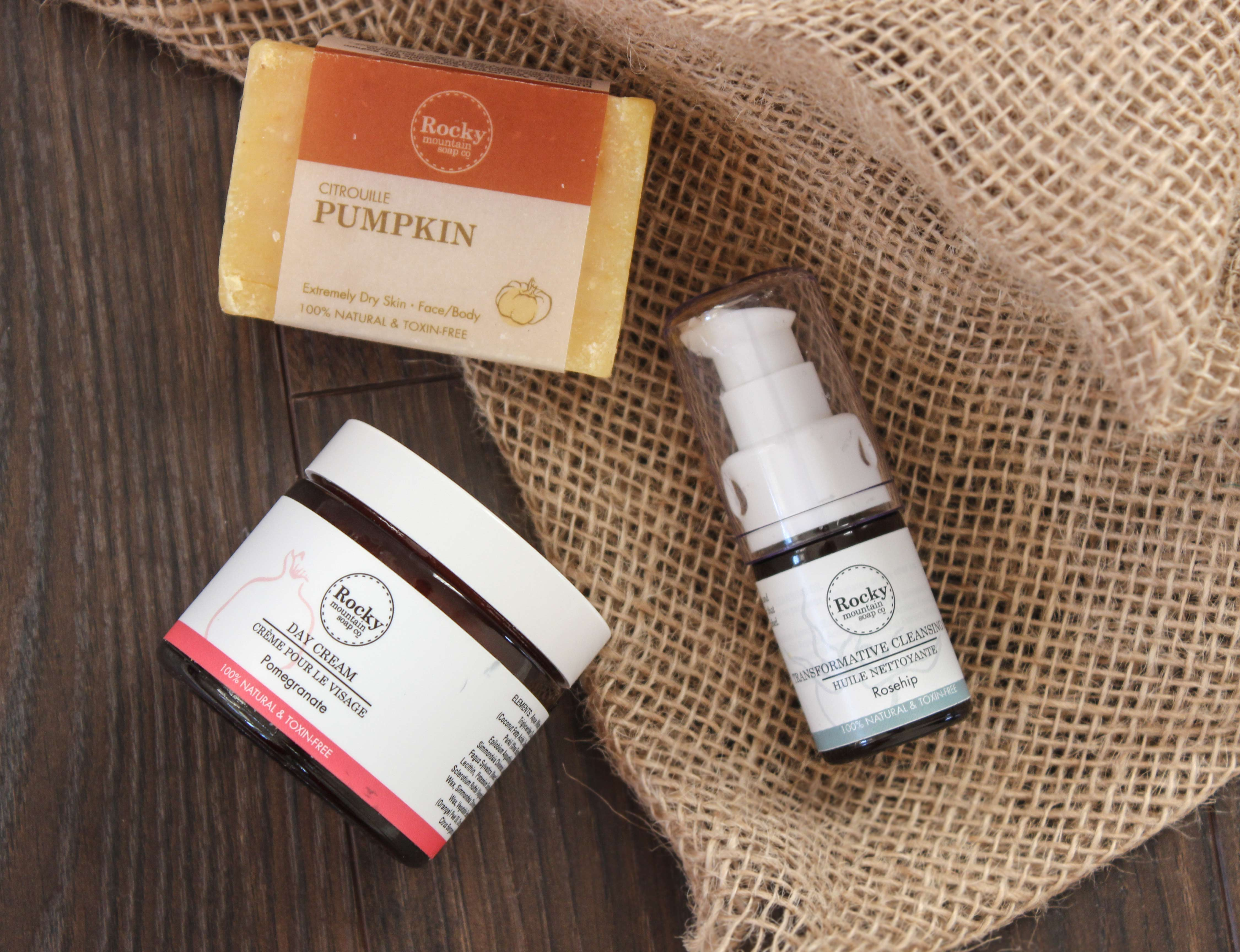 Transitioning to Natural Skincare with Rocky Mountain Soap Company