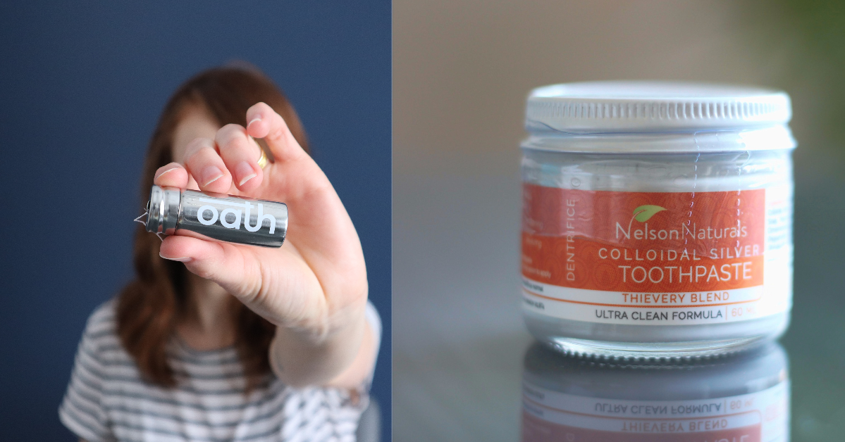My Five Favourite Eco-Living Products